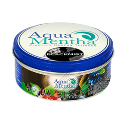 aqua mentha Black box