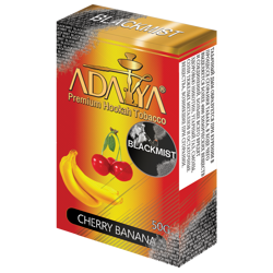 ADALYA CHERRY BANANA ( ВИШНЯ - БАНАН) ТАБАК ОПТОМ 50 ГРАММ