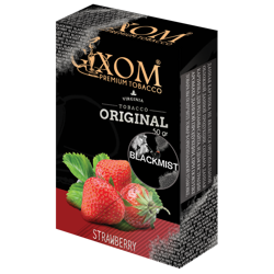 GIXOM STRAWBERRY 50 G