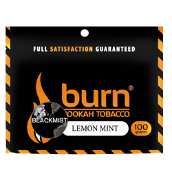 BURN LEMON MINT 100г