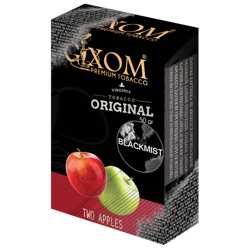 GIXOM TWO APPLES 50 G