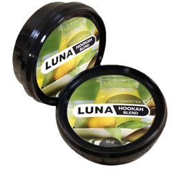 ТАБАК LUNA HOOKAH BLEND COLD LEMON TEA  50G