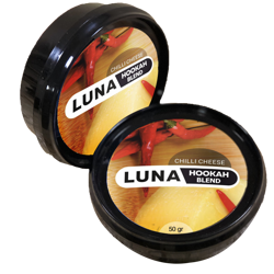ТАБАК LUNA HOOKAH BLEND CHILLI CHEESE  50G