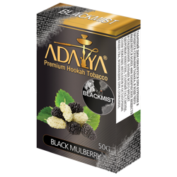 ADALYA BLACK MULBERRY (ТУТОВНИК) ТАБАК ОПТОМ 50 ГРАММ