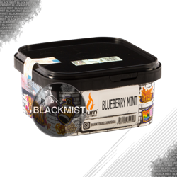 burn Blueberry mint 200g