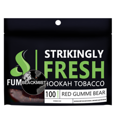 FUMARI  RED GUMMI BEAR 100 ГРАММ