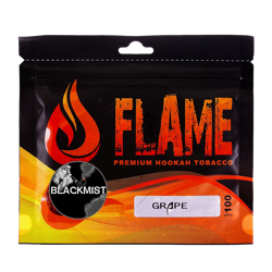 FLAME GRAPE 100г