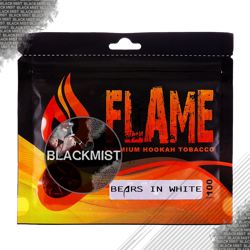 FLAME BEARS IN WHITE 100г